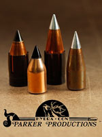 Parker Ballistic Extreme and Match Hunter Bullets